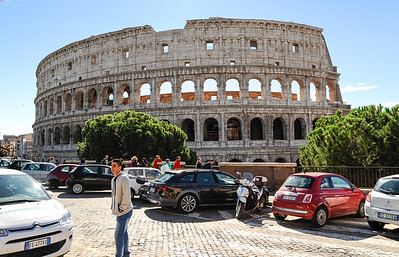 2016-10-12 Day 4 The Roma Colosseo