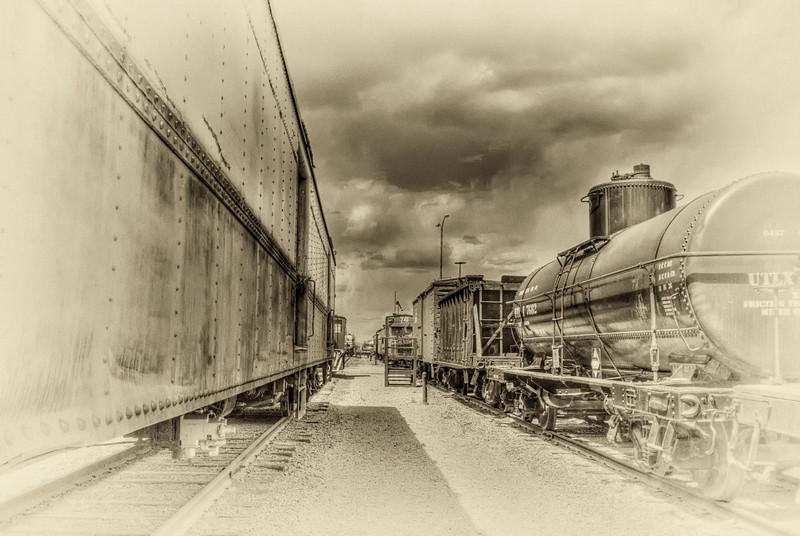 Arizona Railway Museum, Chandler