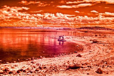 SALTON SEA IN IR