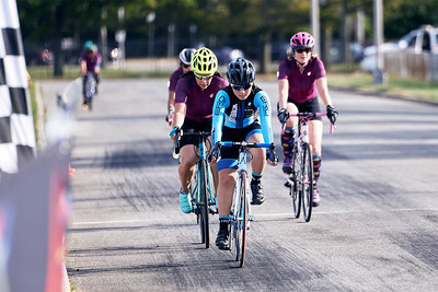 Merrick Bicycles Criterium Final Race--Cat123 and Women.
