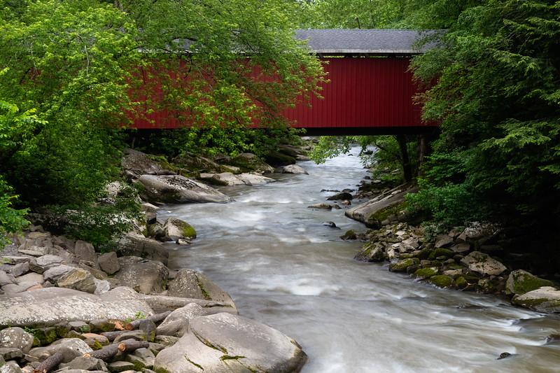 McConnels Mill Bridge
