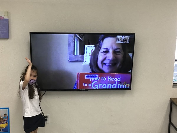 Grandparents and Special Friends Week 2021