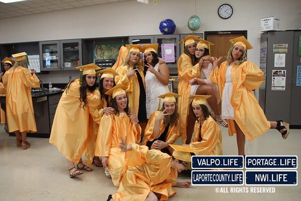 Morgan Township High School Graduation 2017