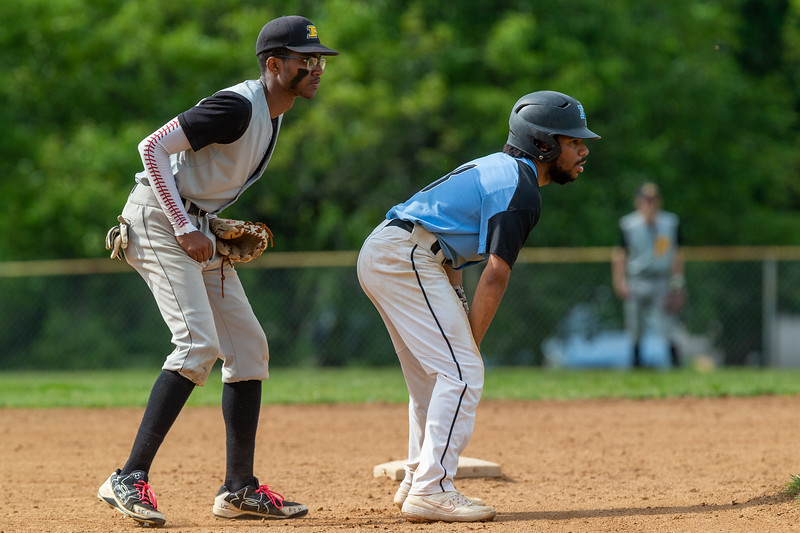 MPSSAA Baseball Playoffs: Parkdale vs Roosevelt