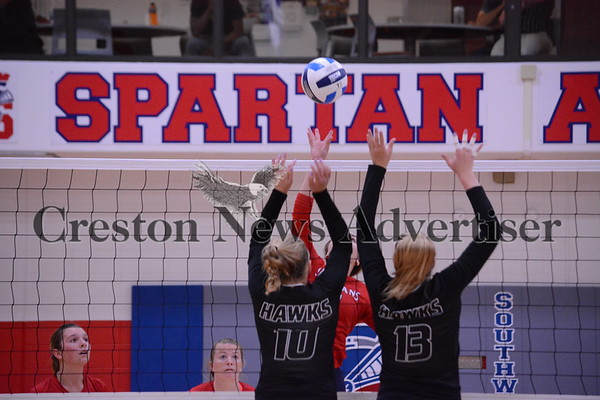 9-20 SWCC-NE volleyball