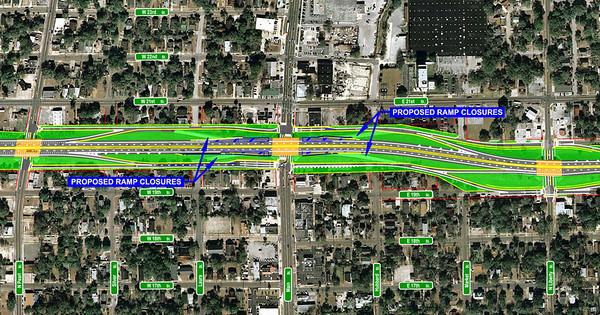 MLK Parkway - Main Street