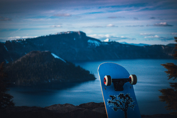 Crater Lake - Malorie :)