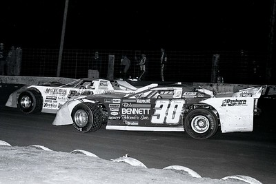 Dirt Late Models-Unknown Track