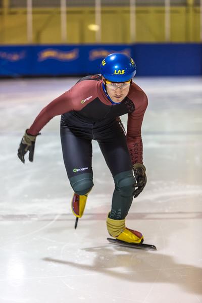 Speedskating - Brendan