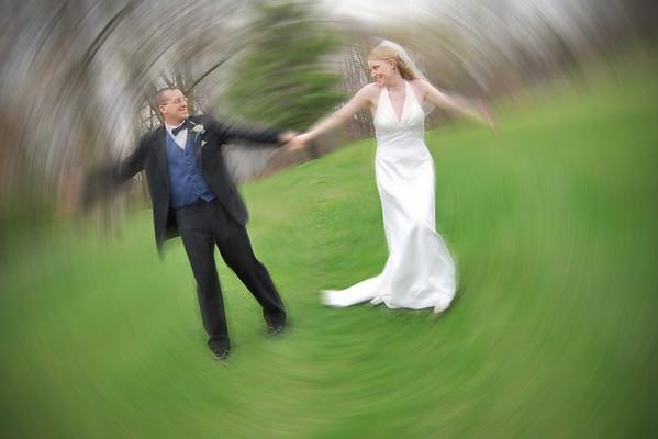 Kureth-Hall Wedding