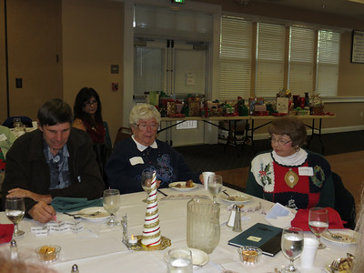 2012 Dow Retiree Christmas Party