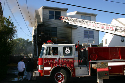 Revere, MA - 2nd Alarm, 33 Standish Road, 9-19-04