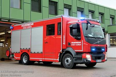 Hauptwache Feuerwehr Düren