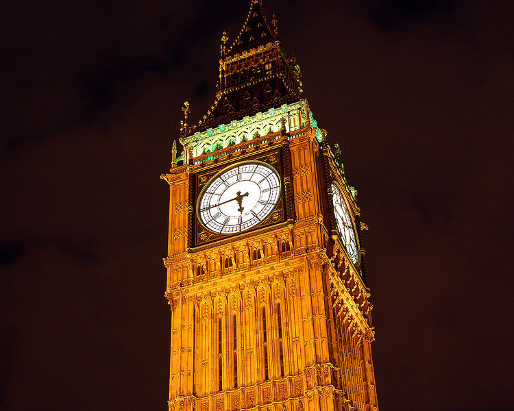 Big Ben: England's Timepiece