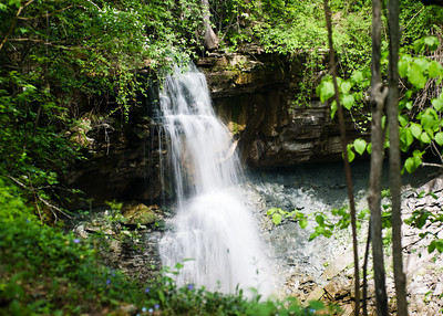 Waterfalls of Grey County