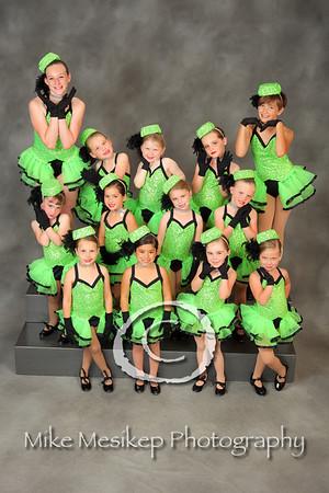 Pre-Ballet 1B - 4:45