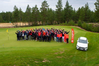 Oulu All Stars Charity Golf
