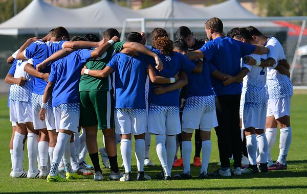 2017 WAC Men's Soccer Tournament