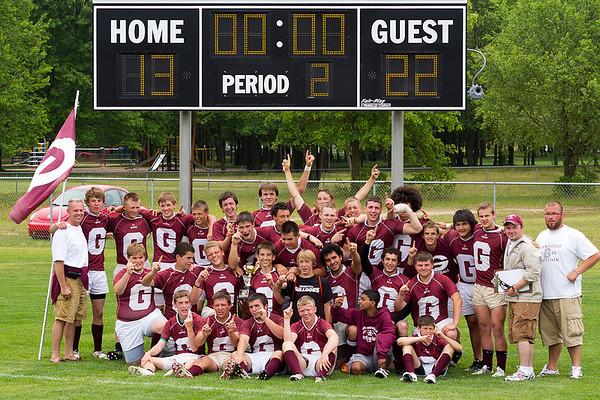Grandville Rugby 2012