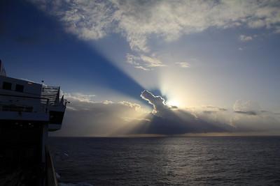 Day at Sea Nov 4