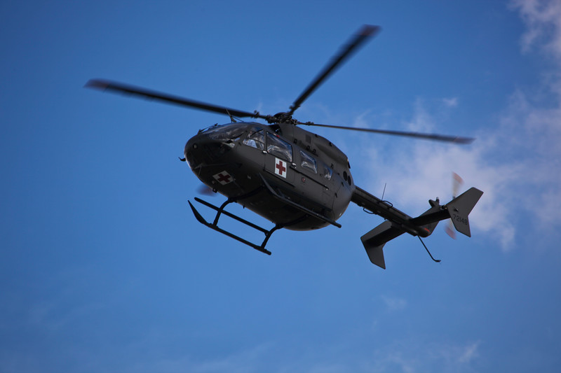 2014 Army Medical Helicopter