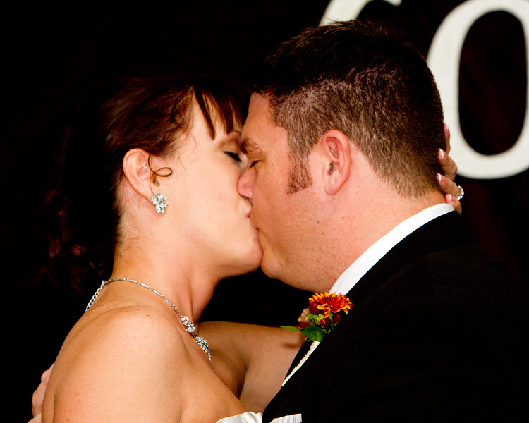 Jennifer and Bradley Burton Wedding
