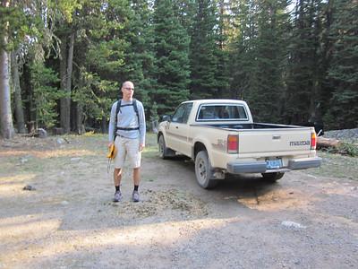 Lost cabin lake 2012