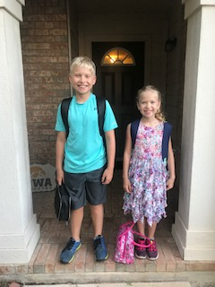 Warner and Ella | 5th and 3rd | Knowles Elementary School