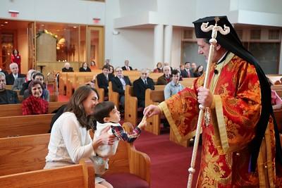 Christmas Liturgy 2013 - Ann Arbor