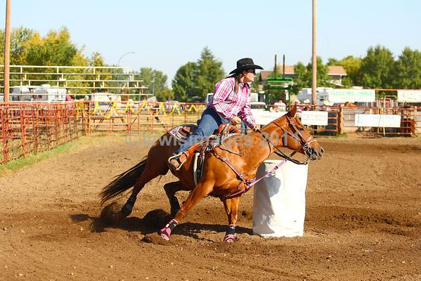 Estevan Rodeo 2011- Slack