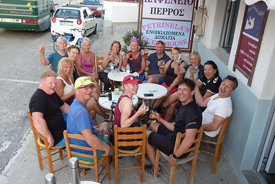 Oct 11 - Goodbye Sandefjord Kayak Club
