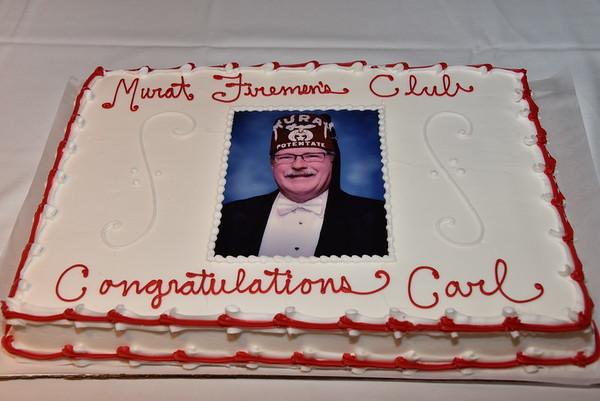 2016 Firemen's Club - 500 Club Installation