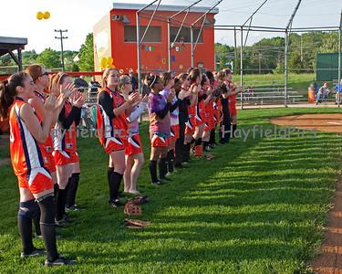 Softball Lake Braddock 5/11/09