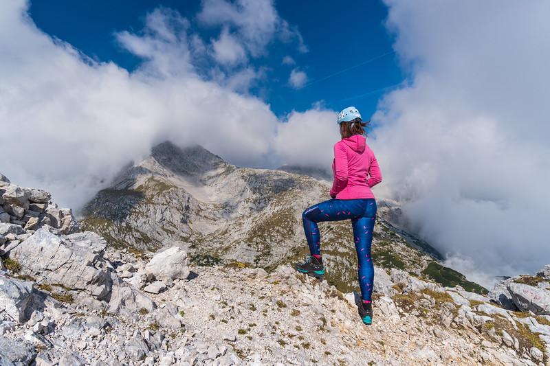 Climbing Mt. Grintovec - Sep 28-29, 2018