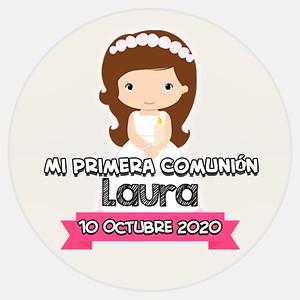 Comunión Laura
