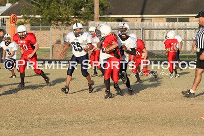 Lomax 7th B Football vs Deepwater 10/19/2010