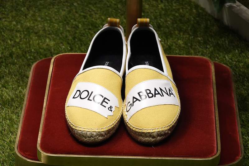 Slippers from Dolce & Gabbana
