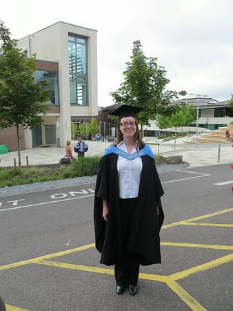 Claire's Graduation
