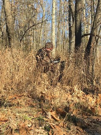 Archery Deer Hunt December 2017