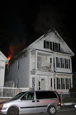 Brockton, MA 2nd Alarm 10/1/2009