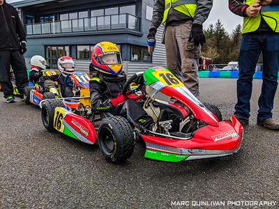 Tullyallen Karting Club 2018 Championship - Round 1 - Whiteriver