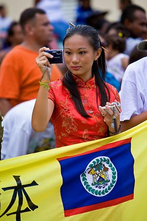 Independence Day, Dangriga 2010