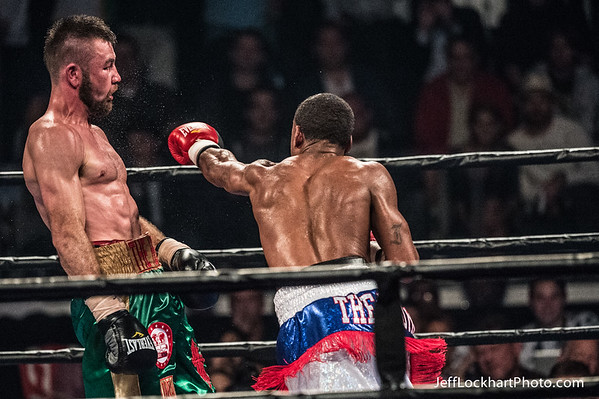 """Global Legacy Boxing - """"The Revival"""""""