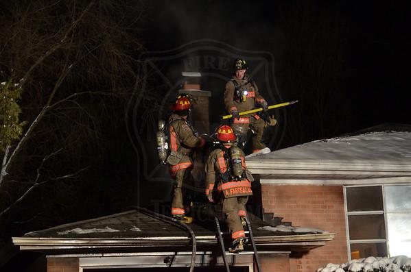 December 30, 2012 - 2nd Alarm - 7 Ravenview Dr.