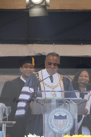 2012 Howard University Commencement