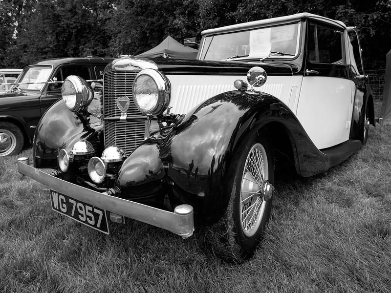 1938 Alvis 12/70 Drophead Coupé
