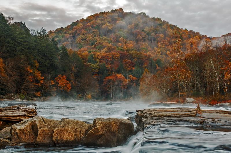Ohiopyle Fall 2014