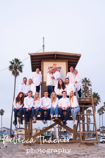 Johnson Family . Newport Beach