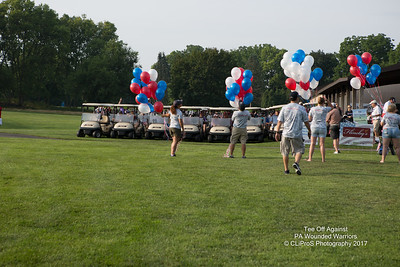 Tee Off Against - PA Wounded Warrior Golf Event