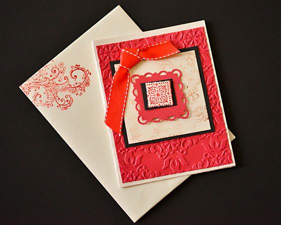 Handmade cards and invitations